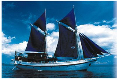 Komodo Dancer   liveaboard 7 dagen