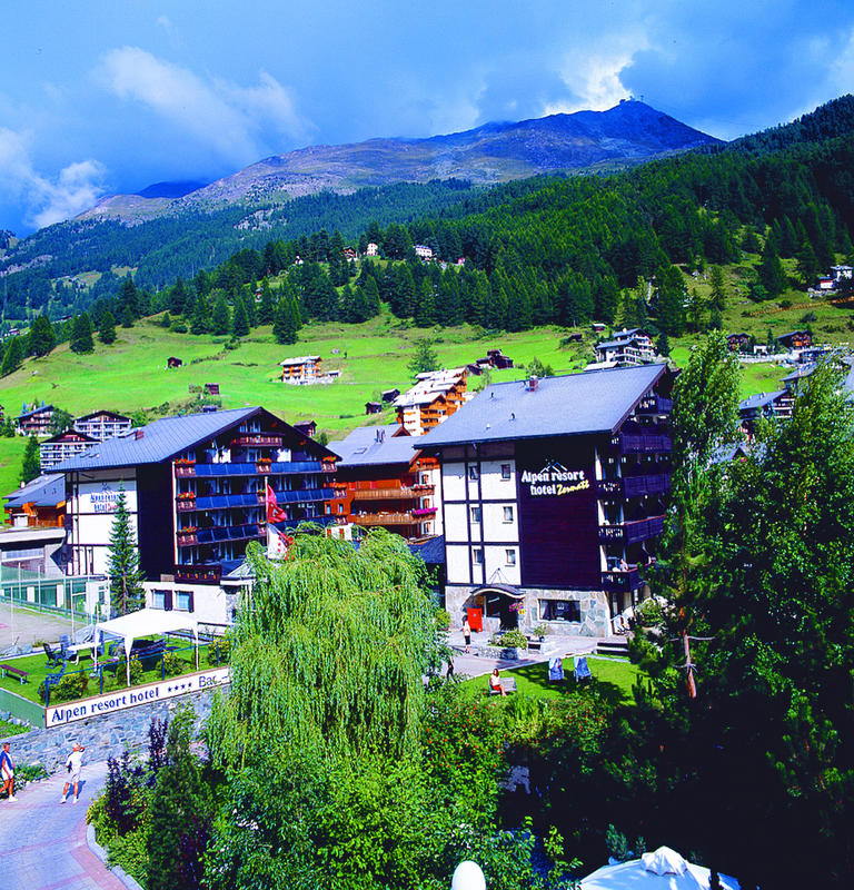 Best Western Alpen Resort hotels