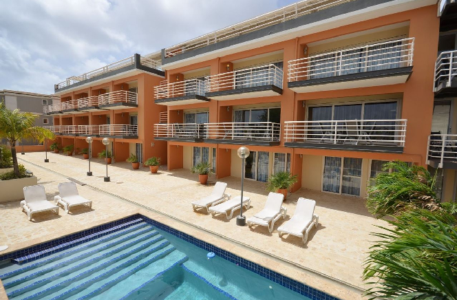 Drive and Dive Bonaire Seaside Appartementen